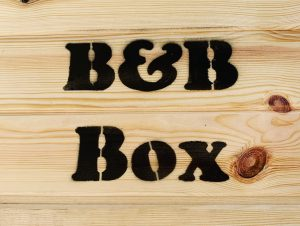 March 26 Barter and Buy Box Stamped and Ready to Roll